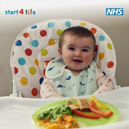 Start4Life launches Weaning Campaign