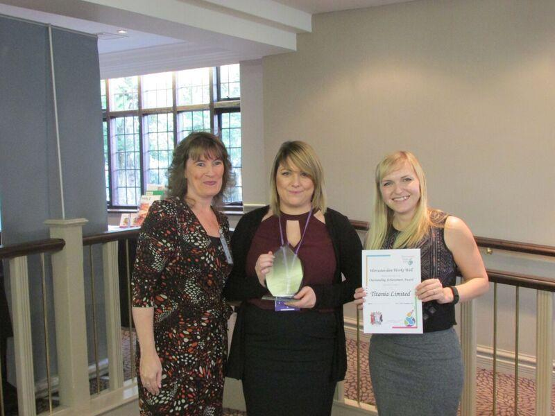 INNOVATION IN WORKPLACE HEALTH AND WELLBEING AWARD
